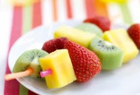 GetReal Recipe: Fruit Kebabs