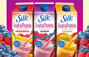 GRG New Product Alert: Silk Fruit and Protein
