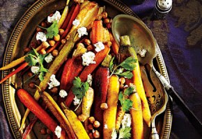 Meatless Monday Recipe: Marrakech-Style Roasted Root Veggies