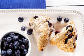 Meatless Monday Recipe: Blueberry Bannock!