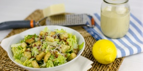 GRG Recipe: Homemade Caesar Salad Dressing