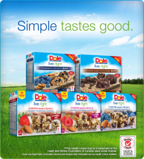 Gotta Try It Find: Dole's Almond Mini Crunch Bites