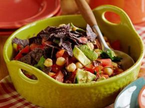 Meatless Monday Recipe: Crunchy Avocado Salad