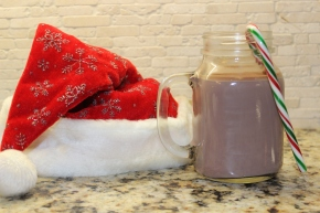 GRG'S Peppermint Hot Chocolate