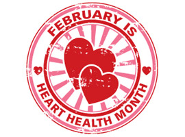 Happy Heart Health Month!